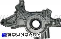 Miata Engine - Build Your Block - Boundary Engineering - Boundary Stage 2 Miata BP High Flow Oil Pump