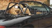 Hard Dog Fabrication - Hard Dog M2 Hard Core Miata Roll Bar
