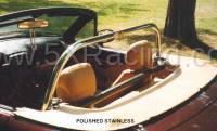 Miata Polished Rollbar
