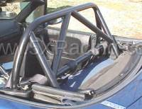 1990-1997 NA Miata Aftermarket Parts - NA Miata Roll Bars and Braces - Hard Dog Fabrication - Hard Dog Miata Bolt-In Harness Bar