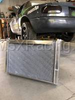 Spec Miata Parts - Springfield Dyno - ESR Spec Miata Racing Radiator