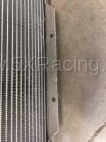 miata three core radiator