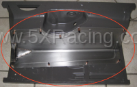 1999-2005 NB Miata Aftermarket Parts - NB Miata Body and Exterior - East Street Racing - ESR Spec Miata Transmission Tunnel Notch Out Panel