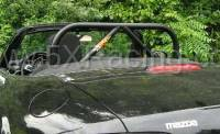 Hard Dog Fabrication - Hard Dog M3 Sport Double Diagonal Roll Bar for Hardtop Mazda MX-5 NC