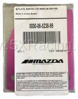 Clearance - Mazda OEM Parts and Accessories - Spec Miata 38mm Restrictor Plate