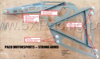 miata chassis bracing