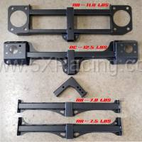 NA/NB Miata Aftermarket and Race Parts - Miata Exterior - Paco Motorsports - NA Miata Lightweight Hidden Trailer Hitch