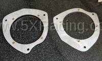 ND MX-5 Aftermarket and Race Parts - Paco Motorsports - Aluminum Door Speaker Adapter Plates for Mazda MX-5 ND