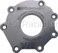 BP Billet High Flow Anti-Cavitaiton Backplate