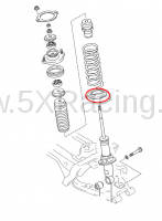 Miata OEM Spring Isolators