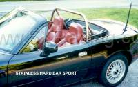 NA/NB Miata Aftermarket and Performance Parts - Hard Dog Fabrication - Hard Dog M1 Sport Miata Roll Bar