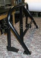 Hard Dog Fabrication - Hard Dog Ace Double Diagonal Miata Roll Bar