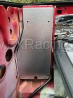 5X Racing - 5X Racing Spec Miata Seat Belt Block Off Plates