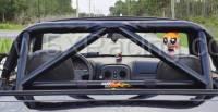 Hard Dog M1 Hard Core Double Diagonal Miata Roll Bar