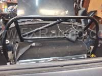 Hard Dog M1 Hard Core Hardtop Single Diagonal Miata Roll Bar