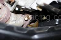 5X Racing Race Spec Brass Exhaust Header Nut Kit for Miata