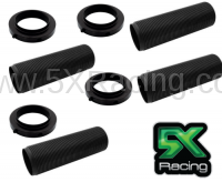 "Fabrication / DIY - Suspension Fabrication Components - 5X Racing - 5X Racing 2.5"" Coilover Kits for Bilstein Shocks"
