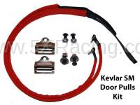 Interior - Miata Interior - MiataCage - Miata Fireproof Kevlar Door Release Straps