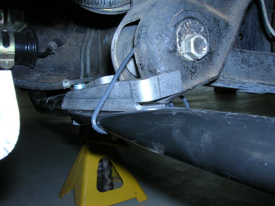 Mazda Miata Rear Subframe Brace